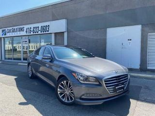 Used 2015 Hyundai Genesis Luxury-Navi-Leather-sunroof for sale in Toronto, ON