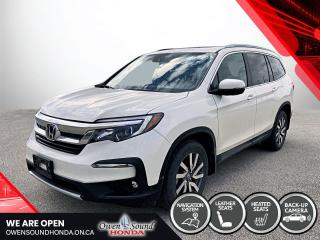 Used 2019 Honda Pilot EX-L NAVI for sale in Owen Sound, ON