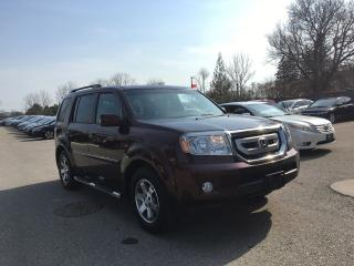 Used 2010 Honda Pilot Touring for sale in London, ON