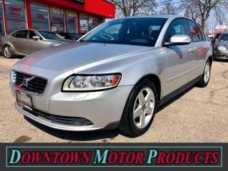Used 2010 Volvo S40 2.4i for sale in London, ON