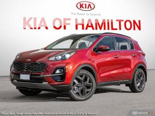 New 2021 Kia Sportage EX PREMIUM S for sale in Hamilton, ON