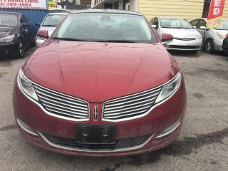 Used 2013 Lincoln MKZ for sale in Scarborough, ON