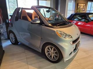 Used 2008 Smart fortwo cabriolet Passion for sale in Woodbridge, ON