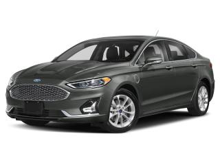 New 2020 Ford Fusion Energi Titanium for sale in Sechelt, BC