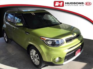Used 2017 Kia Soul EX+ One Owner | Smartphone Integration | Rear Vision Camera for sale in Stratford, ON