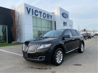 Used 2013 Lincoln MKX | NAVIGATION | HEATED SEATS for sale in Chatham, ON