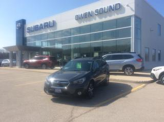Used 2018 Subaru Outback LIMITED for sale in Owen Sound, ON