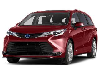 New 2021 Toyota Sienna XSE 7-Passenger for sale in Sarnia, ON