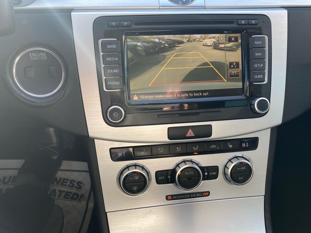 2014 Volkswagen Passat CC