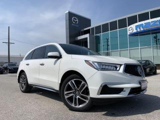 Used 2017 Acura MDX Navigation Package for sale in Chatham, ON