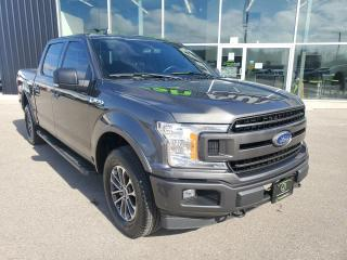 Used 2018 Ford F-150 XLT NAV, Apple CarPlay, Heated Seats, Remote Start! for sale in Ingersoll, ON