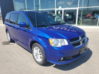Used 2019 Dodge Grand Caravan CVP/SXT 1 OWNER! DVD, NAV, Tri-Zone Climate! for sale in Ingersoll, ON