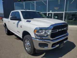 Used 2020 RAM 2500 Big Horn Push Start, Bluetooth, No Accidents! for sale in Ingersoll, ON