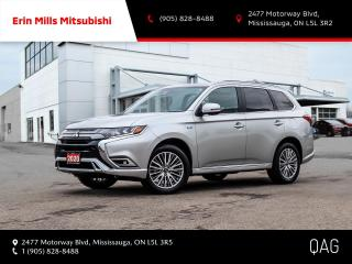 Used 2020 Mitsubishi Outlander Phev PHEVC GT S-AWC|NO ACCIDENTS|LOW KMS|ROOF|CAM|CARPLAY for sale in Mississauga, ON