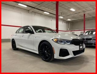 Used 2020 BMW 3 Series M340i xDrive PREMIUM ENHANCED HUD HARMAN KARDON for sale in Vaughan, ON