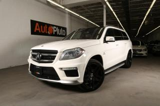 Used 2014 Mercedes-Benz GL-Class 4MATIC 4dr GL 63 AMG for sale in North York, ON