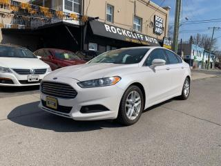 Used 2016 Ford Fusion 4dr Sdn SE FWD for sale in Scarborough, ON