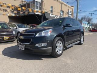 Used 2012 Chevrolet Traverse AWD 4dr 1LT for sale in Scarborough, ON