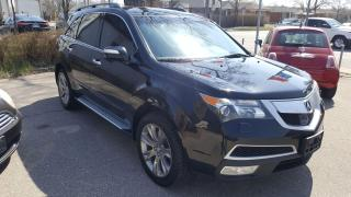 Used 2013 Acura MDX Elite Pkg for sale in Etobicoke, ON