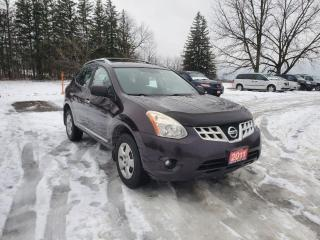 Used 2011 Nissan Rogue S ALL WHEEL DRIVE (AWD) CERTIFIED for sale in Stouffville, ON