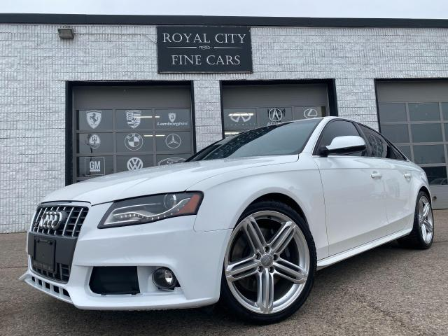 2012 Audi S4 Premium Supercharged Red Leather Nav Alloys