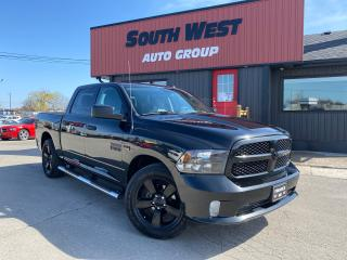 Used 2016 RAM 1500 5.7L V8|Backup|CrewCab|Alloys|Bluetooth|Cruise for sale in London, ON