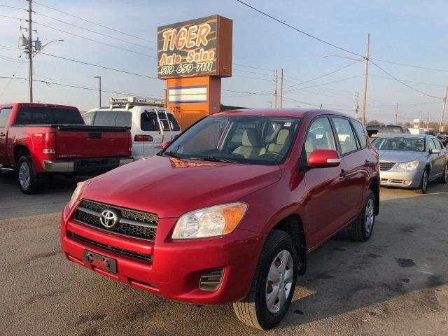 2012 Toyota RAV4 ONLY 153KMS**4 CYLINDER**WARRANTY**CERTIFIED