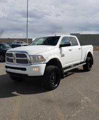 Used 2014 RAM 3500 Longhorn Limited LIMITED I 4X4 I $0 DOWN-EVERYONE for sale in Calgary, AB
