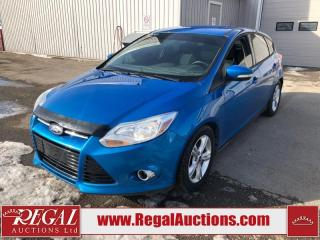 Used 2012 Ford Focus SE 4D Hatchback 2.0L for sale in Calgary, AB