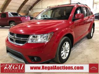 Used 2014 Dodge Journey SXT 4D WAGON FWD 3.6L for sale in Calgary, AB