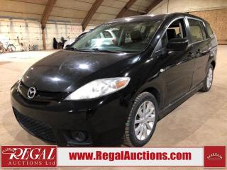 Used 2008 Mazda MAZDA5 GT 4D WAGON for sale in Calgary, AB