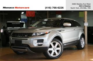 Used 2013 Land Rover Range Rover Evoque 2dr PURE PLUS - PANOROOF|NAVIGATION|BLUETOOTH for sale in North York, ON