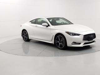 Used 2019 Infiniti Q60 3.0t Sport Essential PKG Accident Free, Remote Start, Navigation, Memory Seat for sale in Winnipeg, MB