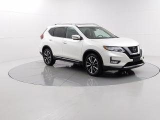 Used 2018 Nissan Rogue SL Accident Free, Apple CarPlay, Leather, Moonroof, Remote Start for sale in Winnipeg, MB
