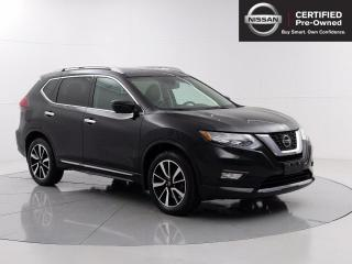Used 2018 Nissan Rogue SL Leather, Navigation, Moonroof, Remote Start for sale in Winnipeg, MB