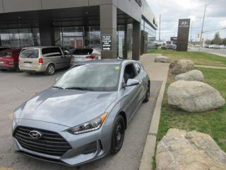 Used 2019 Hyundai Veloster 2.0 GL for sale in Nepean, ON