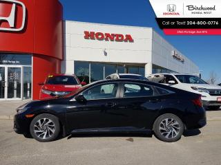 Used 2017 Honda Civic EX Apple CarPlay - Android Auto - Heated Seats - Bluetooth - Sunroof for sale in Winnipeg, MB