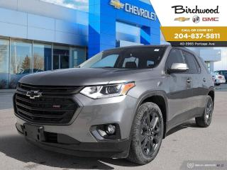 New 2021 Chevrolet Traverse RS The Best Deals to come in 2021 for sale in Winnipeg, MB