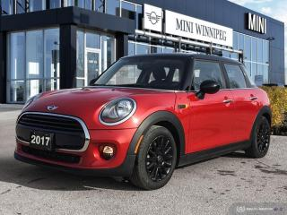 Used 2017 MINI Cooper Hardtop 5 Door 5dr HB Accident Free! Essentials Package! for sale in Winnipeg, MB