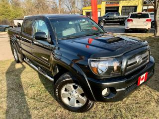 Used 2010 Toyota Tacoma TRD CREW CAB 4X4 for sale in Guelph, ON