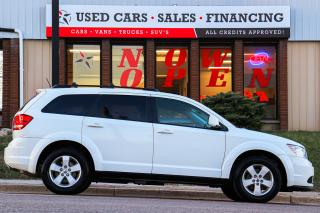 Used 2018 Dodge Journey SE Plus | 7 Seater | Push Start | Alloys | Tinted for sale in Oshawa, ON