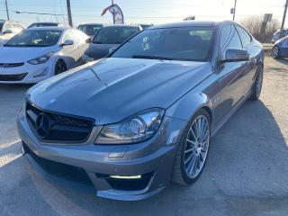 Used 2013 Mercedes-Benz C-Class C 63 AMG for sale in Gloucester, ON