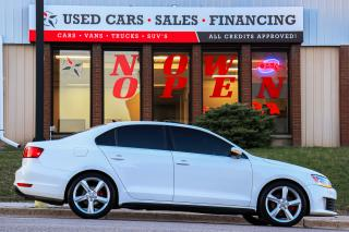 Used 2013 Volkswagen Jetta GLI | 6 Speed | Sport Seats | Sunroof | Bluetooth for sale in Oshawa, ON