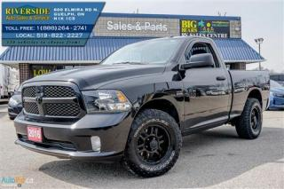 Used 2016 RAM 1500 TRADESMAN for sale in Guelph, ON