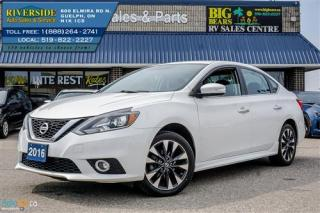 Used 2016 Nissan Sentra SR for sale in Guelph, ON
