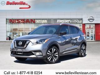 Used 2019 Nissan Kicks SR for sale in Belleville, ON