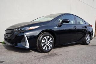 Used 2021 Toyota Prius Prime Upgrade Plug In Hybrid for sale in Vancouver, BC