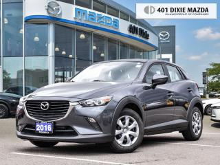 Used 2016 Mazda CX-3 GX ONE OWNER| NO ACCIDENTS| NAVIGATION for sale in Mississauga, ON
