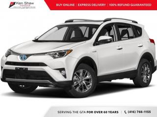 Used 2018 Toyota RAV4 HYBRID for sale in Toronto, ON