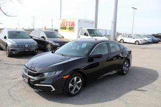 Used 2020 Honda Civic Sedan 2.0L LX CVT for sale in Whitby, ON